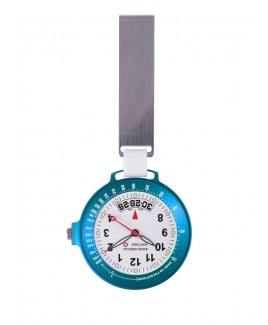 Swiss Medical Horloge Care Line Lichtblauw