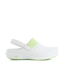 LAST CHANCE: size 39 Oxypas Doria Light Green