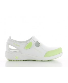 LAST CHANCE: size 37 Oxypas Lilia Light Green