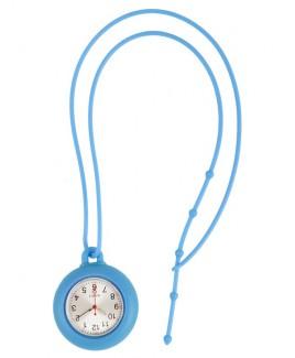 Siliconen Lanyard Horloge Blauw