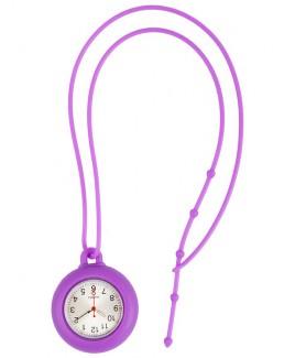 Siliconen Lanyard Horloge Paars