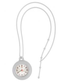 Siliconen Lanyard Horloge Wit