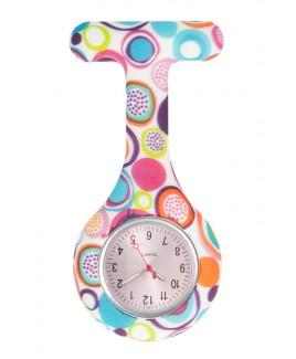 Siliconen Horloge Verpleegkundige Circles