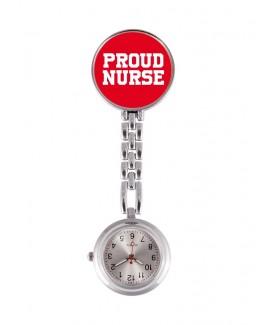 Verpleegstershorloge Proud Nurse