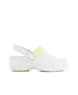 OUTLET size 41 Oxypas Sandy LGN White/Light Green