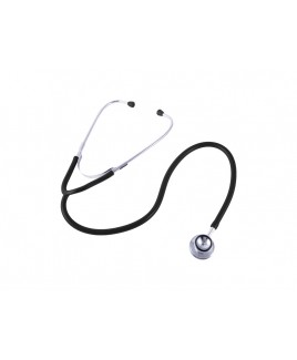 Stethoscoop Basic Dubbelzijdig Zwart