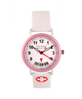 Swiss Medical Flex Line Dames Roze