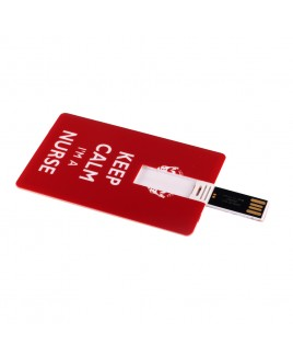 USB Credit Card I am a Nurse