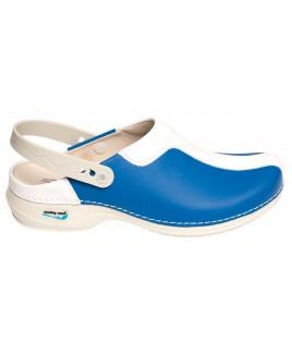 NursingCare Wash&Go WG2 Lichtblauw / Wit